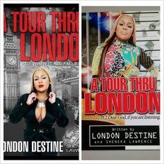 """A Tour Thru London"" Part I http://www.blurb.com/bookstore/detail/3838334 Part II Preorders available at www.atourthrulondon.com"