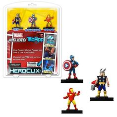 Heroclix Galactic Guardians set Dormammu #G006 Super Booster figure w//card!
