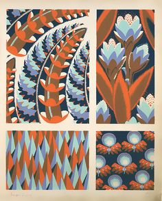 Inspirations, Plate No.2 - 1928 // André Durenceau