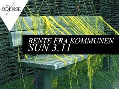 Sidste chance søndag: Bente fra kommunen. Udstilling om den strikkede Bentes workshop i Munke Mose. www.thisisodense.dk/4048/bente-fra-kommunen