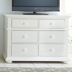 double dresser, 50 inches wide
