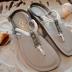 Kino sandals out of key west! Must haves! So comfortable! & cute! They are 100% leather made right in front of you!  I so NEED Kino's in my life again!!!