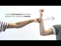 Impacto: Simulating Physical Impact by Combining Tactile Stimulation with Electrical Muscle ... - YouTube