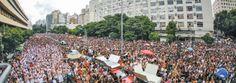 Carnaval 2017. Av dos Andradas -  Centro