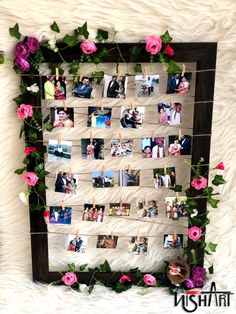 photos o frame Photo Frames For Kids, Baby Photo Frames, Family Photo Frames, Diy Birthday Frame, Handmade Birthday Cards, Photo Frame Decoration, Paper Photo Frame Diy, Baby Girl Birthday Theme, Photo Wall Hanging