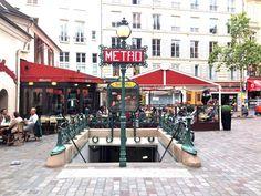 Focus On Paris: Métro