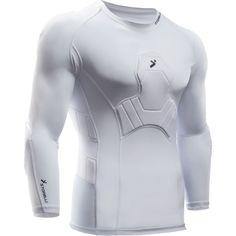 19e7366db Storelli Youth BodyShield 3 4 Soccer Goalkeeper Shirt