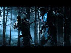 Mortal Kombat X Official Announcement Trailer