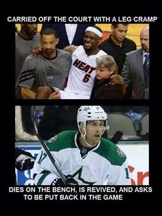 True Story in Hockey