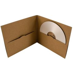 The RePlay recycled cardboard CD case is a great alternative to the plastic jewel case. Each RePlay recycled cd case comes with two slots for CDs / DVDs or a single disc and liner notes.