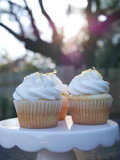 #lemon #cupcakes #fresh #citrus #cake