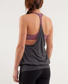 In love with this Lululemon tank.