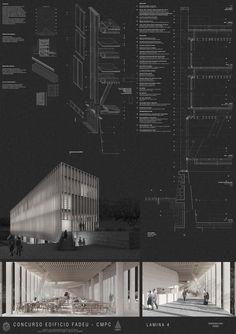 Galería - Segundo lugar en concurso de futuro edificio FADEU-CMPC / Chile - 10