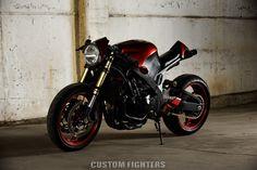 HONDA CBR 600 F3 custom