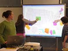social studies smartboard lessons