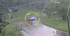Imagens mostram momento em que cabo da PM foi morto na Pavuna, Rio