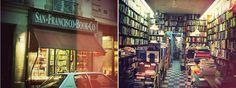 San Francisco Book Co. in Paris by http://guzelonlu.com/blog/?p=1174