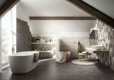 Clays - Porcelain tiles for floors and walls   Marazzi