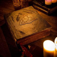 Book of Shadows Replica from Charmed TV show