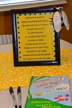 """Photo 14 of 30: Bumble Bee Baby Shower / Gender Reveal """"What Will It Bee?"""" 