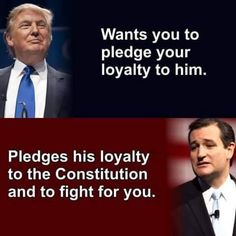 Ted Cruz: Trump Has 'Given Us No Reason to Believe That He Respects the Constitution' http://www.mediaite.com/online/cruz-trump-has-given-us-no-reason-to-believe-that-he-respects-the-constitution/ #TedCruz2016 #NeverTrump #CCOT #TeaParty