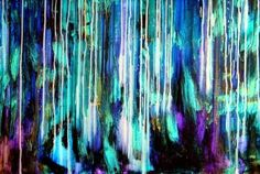 "Saatchi Art Artist Carla Sa Fernandes; Painting, ""The Emotional Creation #95"" #art"
