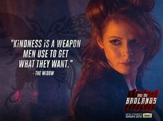 The Widow - Into the Badlands