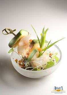 CUCINA! – A world of Italian cuisine » FINGER-FOOD Spiedino di scampi e zucchine