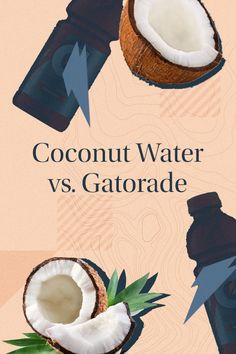 People swear by these two popular hangover beverages, but which one is best? Find out which is the best and stock up before a night out. Coconut Water, Drinking Water, The Cure, Beverages, Alcohol, Popular, Night, People, Blog