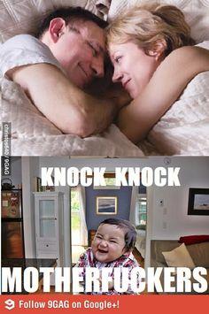 Knock Knock .....