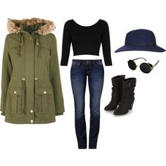 """""""Winter time-"""" by elmarachma on Polyvore"""