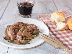 Kung Pao Chicken, Sausage, Ethnic Recipes, Food, Dinner, Chicken, Sausages, Essen, Meals