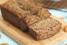 Almond Zucchini Bread -