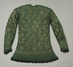 Knitted Hunting Jacket | Cleveland Museum of Art
