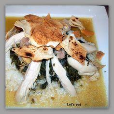 Phoenician Gourmet: Lebanese Mloukhieh