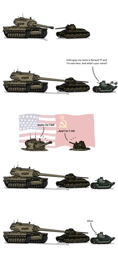 """""""Because everyone needs adorable tanks in their lives."""""""
