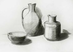 Drawing Still Life - How to Draw Still Life