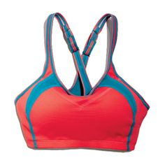 Green your workout gear! This sports bra is made from recycled coffee grounds. Where to buy it: http://www.womenshealthmag.com/style/green-workout-gear