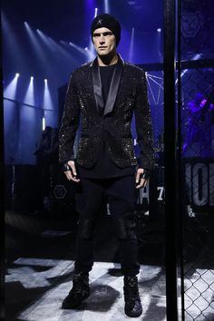 Philipp Plein - Fall 2015 Menswear