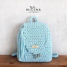WEBSTA @ milena_jewel - Продан ❌Рюкзачок связан на заказ
