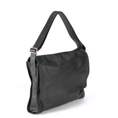 "Corecode Handbag Collection Genuine Italian Calfskin ""Sauvage"" treated leather messenger bag. http://www.core-code.com/product/bg-u001l-blk/ [$310.00] #handbag #messengerbag #leathermessengerbag #leatherhandbag #italianleatherhandbag #messengerhandbag #genuineitaliancalfskin #calfskin #sauvagefinished"