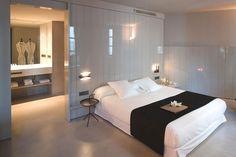 Interior Design Of The Contemporary Caro Hotel, Spain « Adelto Adelto