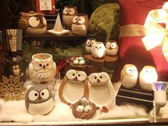 Owl Stuff in SF China Town by sourskittled, via Flickr