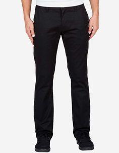 Volcom - Frickin Modern Stretch Pant black