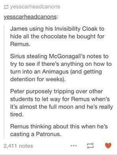 okay i hate how peter was a marauder tbh it's good for the story line, yes but when you think about it it doesn't make sense