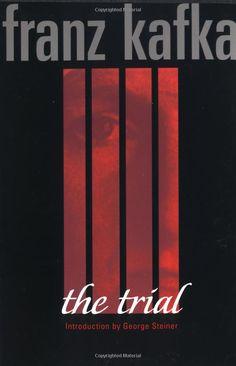 The Trial, Franz Kafka. Book #5 so far this summer!