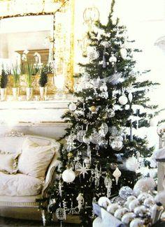 Christmas Decorating Ideas. From Laurel Bern.