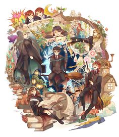 /Harry Potter/#750831 - Zerochan