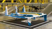 L'étonnant drone d'Amazon