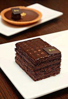 Delice (HKD55) @ La Maison du Chocolat (Hong Kong) ♥